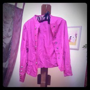 Torrid Pink Jacket